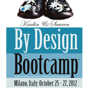 By Design Bootcamp website