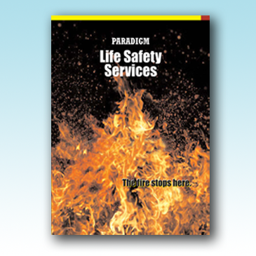 Paradigm Life Safety Services folder