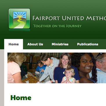 Fairport UMC website